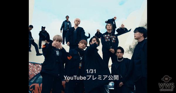 BALLISTIK BOYZ、2ndシングルのアートワークが解禁!