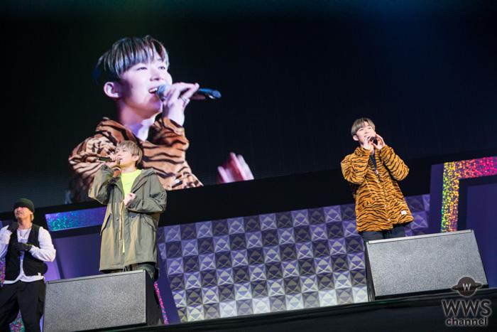 【ライブレポート】D.Y.Tが卓越したボーカルパフォーマンスで、ライブステージの幕を開ける!<東京オートサロン2020>