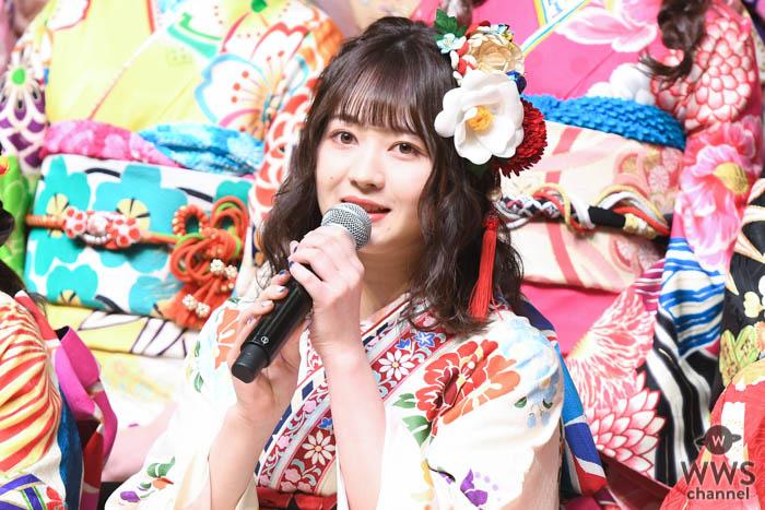 SKE48 江籠裕奈が語る高柳明音とのエピソードにほっこり!「明音さんが成人式ネイルをしてくれました」<AKB48グループ成人式>