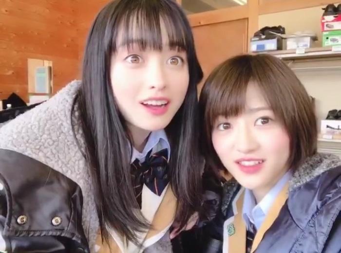 橋本環奈と若月佑美の「ゆるい動画」に悶絶!「天使過ぎる」「可愛すぎて見惚れる〜」