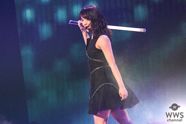 SKE48 高畑結希、ライトセイバーの刃筋で新たな魅力を切り開く!<SKE48選抜メンバーコンサート>