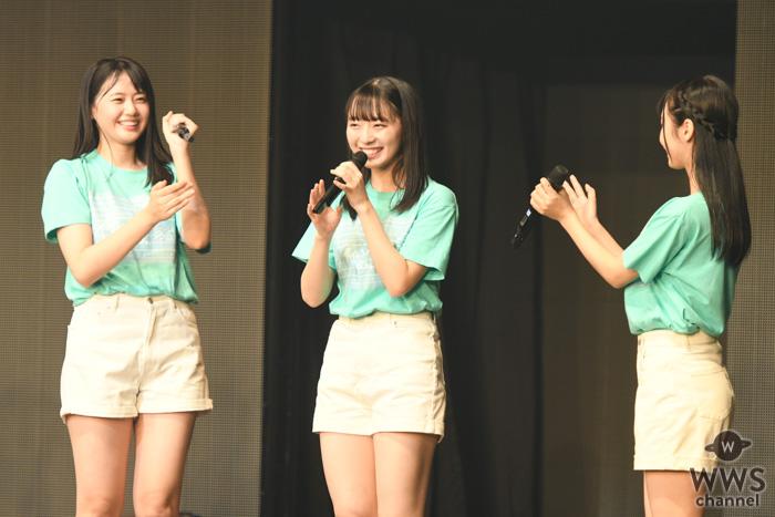 STU48 新キャプテンに今村美月が就任!「素敵なグループにしていけるように頑張ります」<AKB48グループ TDCホールライブ祭り>