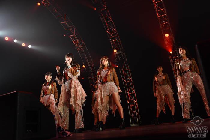【ライブレポート】新体制となったJuice=JuiceがASTRO ARENAで『Fiesta! Fiesta!』を披露!<COUNTDOWN JAPAN 19/20>