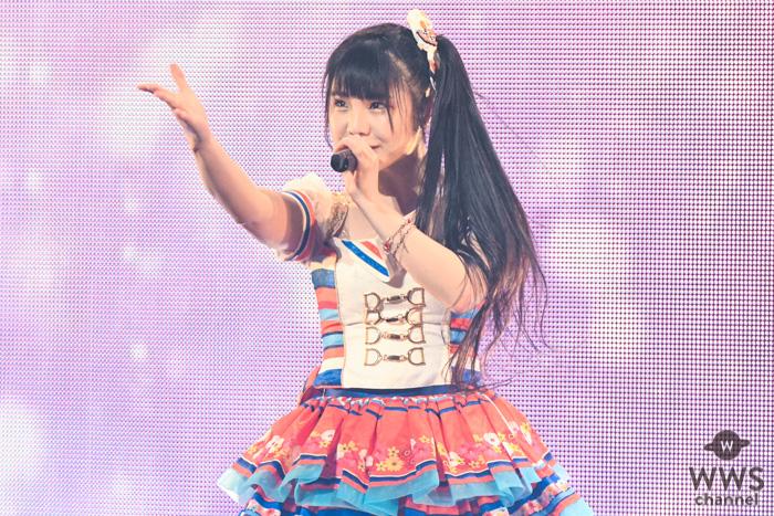 SKE48 北川愛乃が劇場とファンへの思いを込めて『シアターの女神』を熱唱!<SKE48選抜メンバーコンサート>