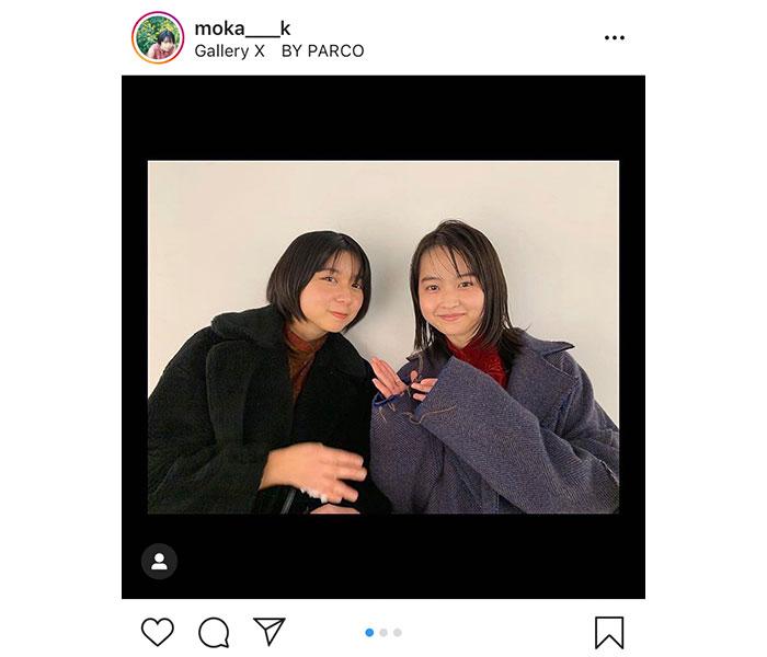 上白石萌歌、元乃木坂46 伊藤万理華との2ショットに「双子みたい」「2人とも顔小さい」