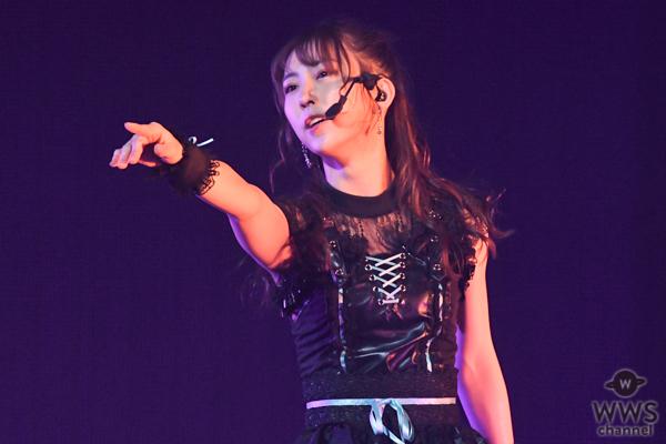 SKE48 熊崎晴香、滑舌に立ち向かいアカペラで『国境のない時代』を熱唱!<SKE48選抜メンバーコンサート>