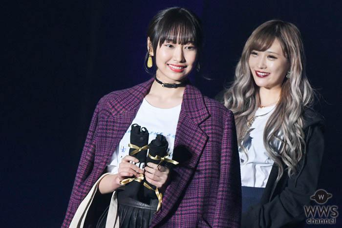 SKE48 野村実代が大人クールなファッションでランウェイ!<SDGs推進 TGCしずおか 2020>