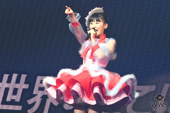HKT48 田中美久、指原莉乃への手紙を読み上げる「第2のお母さんのような存在」<田中美久ソロコンサート>