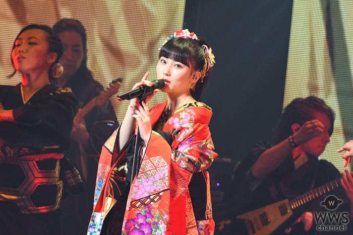HKT48 田中美久ソロコンは和楽器バンド『千本桜』からスタート<田中美久ソロコンサート>
