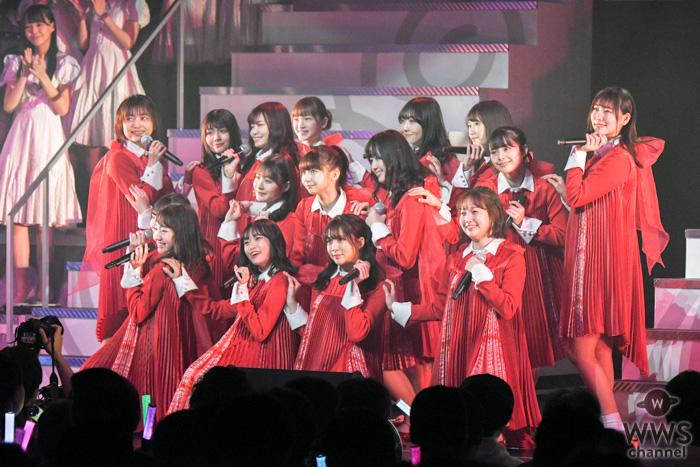 NGT48から『青春時計』『世界はどこまで青空なのか?』が連続ランクイン!<AKB48リクアワ2020>