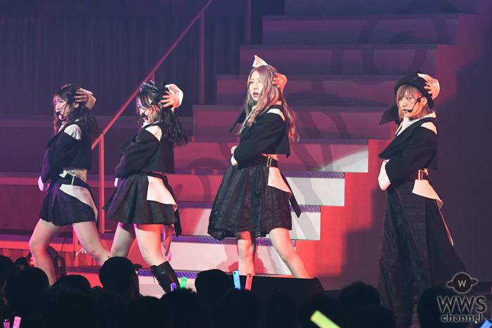 AKB48、リクアワ2日目は岡田奈々ユニット『涙の表面張力』から開幕<AKB48リクアワ2020>