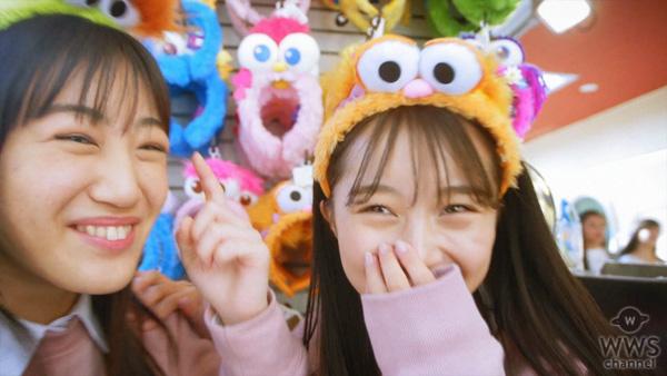 NMB48 上西怜、梅山恋和らが出演!USJの青春動画で等身大の姿を見せる