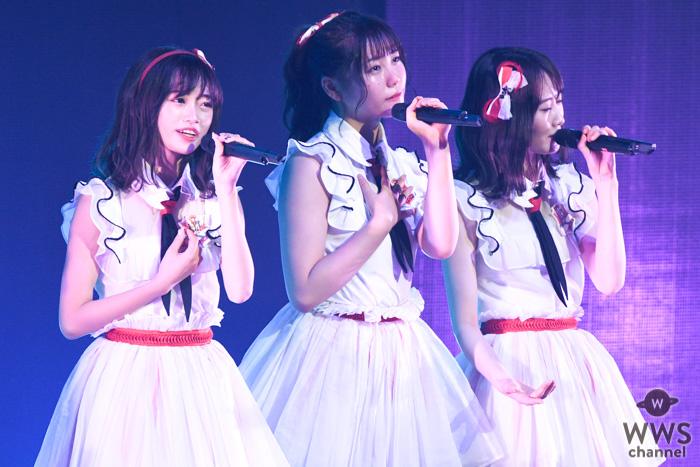 NGT48が選抜合宿を経てTDCホールで復活のステージへ<AKB48グループ TDCホールライブ祭り>