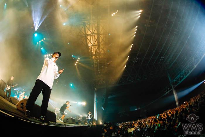 【ライブレポート】ORANGE RANGEがCDJ19/20で『上海ハニー』『イケナイ太陽』を披露!<COUNTDOWN JAPAN 19/20>