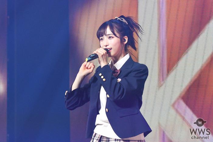 【ライブレポート】AKB48 小栗有以が2回目のソロコン開催!『巻き返しの章』の先頭に立つ決意語る「何があってもポジティブに」