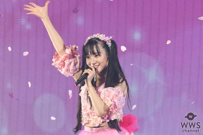 【ライブレポート】SKE48 末永桜花、満開の桜が咲いた感動のソロコンサート開催!「私をアイドルにしてくれてありがとう」