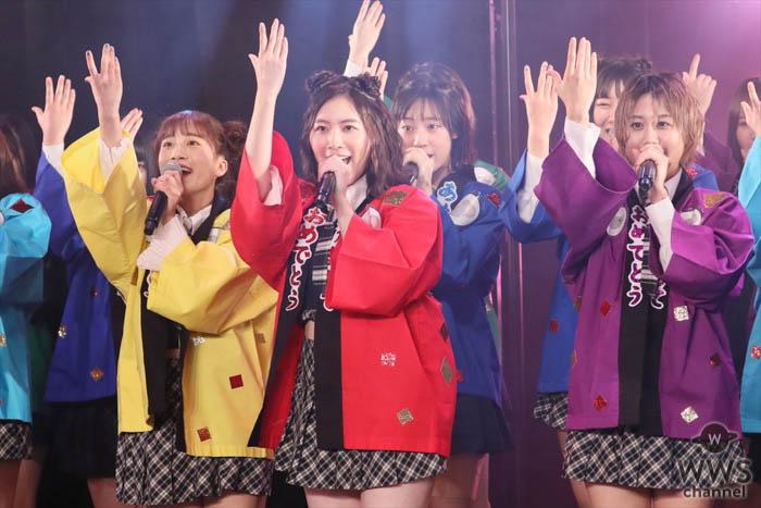松井珠理奈もサプライズで登場!SKE48が毎年恒例のカウントダウン公演を開催!
