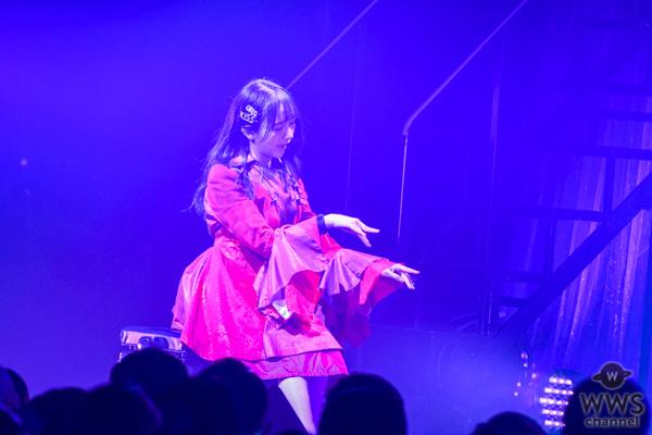 STU48 石田千穂、変幻自在の表現力追求のステージで魅せる!<石田千穂ソロコンサート>