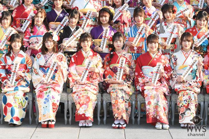 AKB48グループが令和初の成人式を開催!NGT48 本間日陽「私たちは令和出発世代です!」<AKB48グループ成人式>