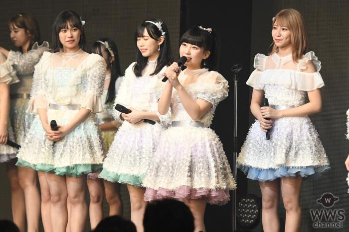 HKT48、早くも第3章へ突入!新センター田中美久の抜擢に村重杏奈「まぼろし?」<AKB48グループ TDCホールライブ祭り>