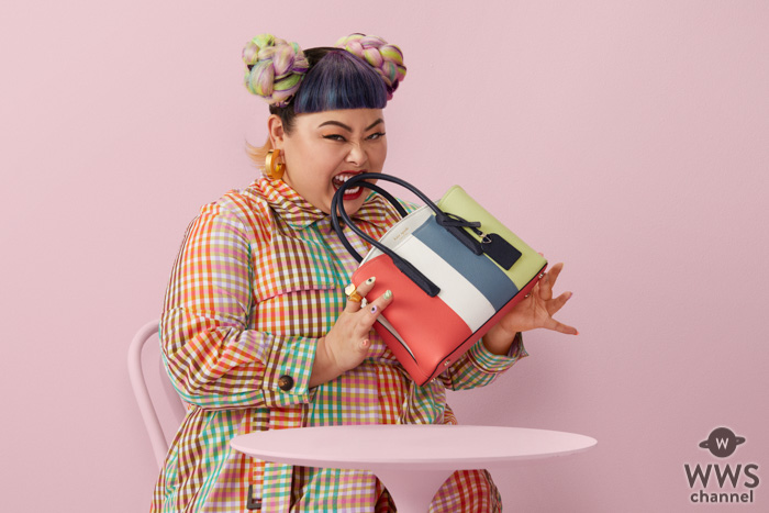 渡辺直美、ケイト・スペード ニューヨークのグローバルアンバサダーに起用!1月27日より世界展開