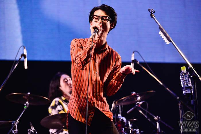 【ライブレポート】 夜の本気ダンスがCDJ19/20に登場!躍動感溢れる人力ダンスミュージックを披露<COUNTDOWN JAPAN 19/20>