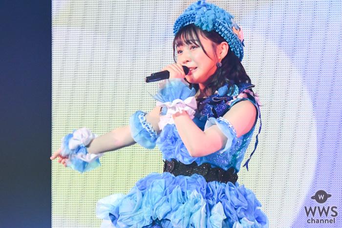 SKE48 浅井裕華、ナゴドの伝説再び。『それでも好きだよ』ソロパフォーマンスに観た「希望」<SKE48選抜メンバーコンサート>