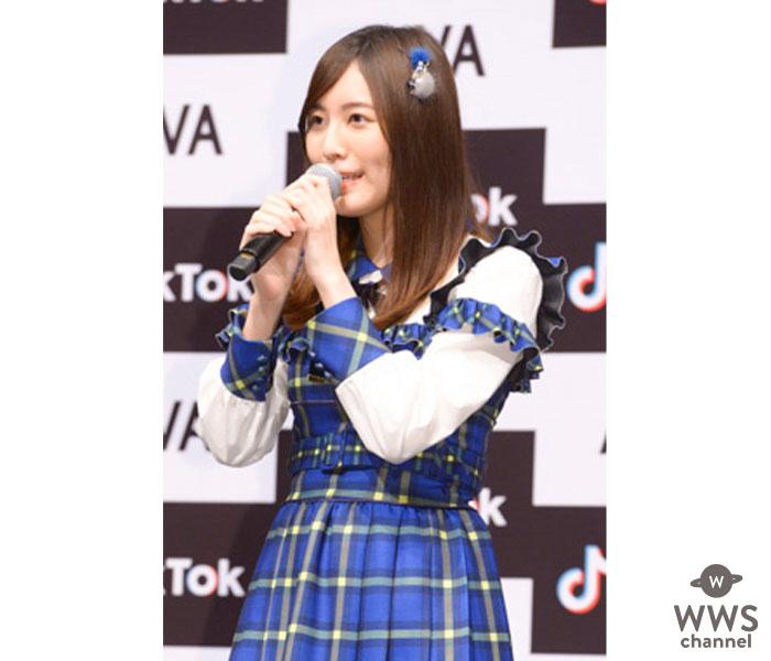 SKE48 松井珠理奈が卒業を発表「勇気を振り絞って踏み出したい」
