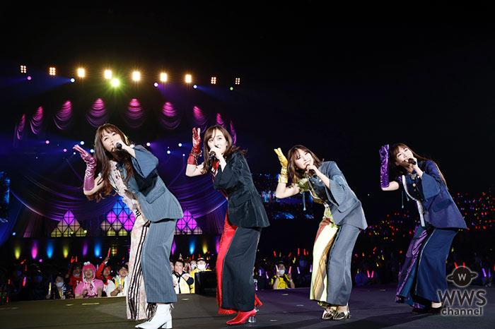 【ライブレポート】ももクロが横浜アリーナで開催「バレイベ」初日に新曲2曲を披露!<ももいろクローバーZ ももクロくらぶxoxo 〜バレンタイン DE NIGHT だぁ〜Z! 2020「裏」>