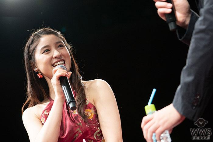 土屋太鳳、初ファンクラブイベントで弾き語りを初披露!
