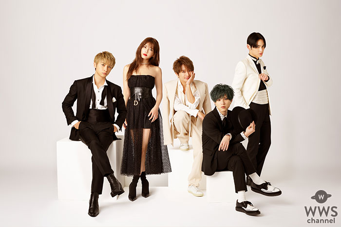 "AAA、男女混合パフォーマンスグループとしては日本史上""初""の全国6大ドーム開催決定!"