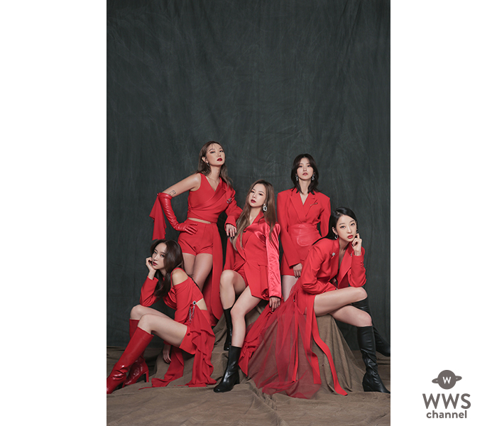 "K-POPグループ""EXID""、新型コロナウイルスの影響で日本ツアー延期"