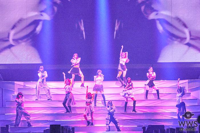 年内解散のE-girls、9年間の感謝を伝えるラストツアーが盛大にスタート!
