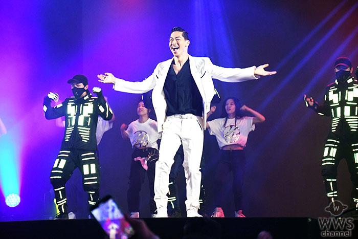 EXILE AKIRA、台北市で行われた「2020台北ランタンフェスティバル」のオープニングセレモニーにゲスト出演!