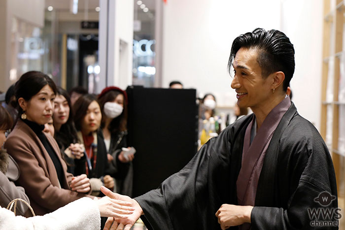 橘ケンチが木戸泉酒造とのコラボレーション日本酒を発売決定!