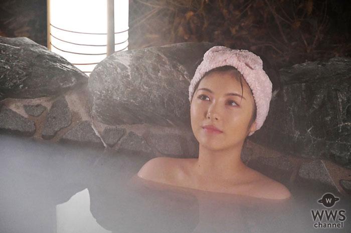 浜辺美波、露天風呂シーンにファン歓喜!「時乃ちゃんの首の美しさに息をのみました」