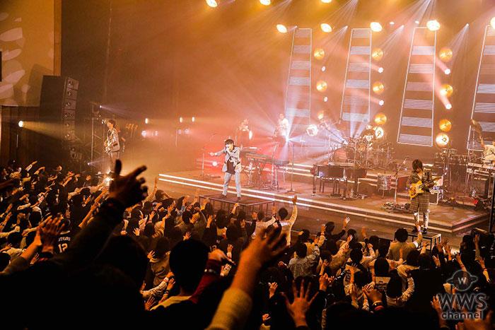 Official髭男dism、鳥取・米子公会堂にて自身最長のホールツアーのツアーファイナルを開催!