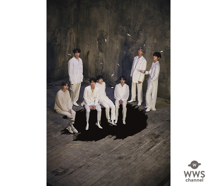 BTS、4thアルバム『MAP OF THE SOUL : 7』 初コンセプトフォト公開!「完璧になろうという熱望」の白鳥