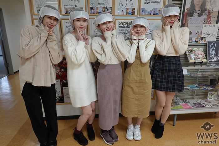 美脚アイドル・Ange☆Reveのリリースイベントが急遽生配信決定!CD工場の社会科見学でCD111枚に直筆サイン!