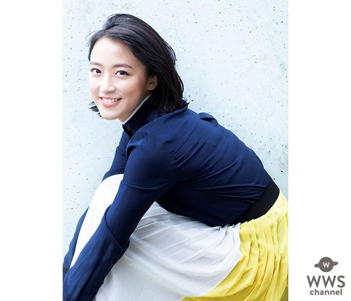 元テレ朝・竹内由恵アナウンサー、心機一転アミューズ所属に!「新たなチャレンジをしていきたい」
