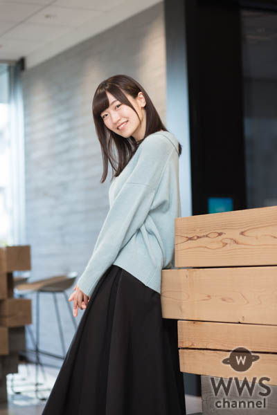 前島亜美、アイドル卒業から3年「舞台が好きなんです。」主演舞台『バレンタイン・ブルー』の見どころとは?