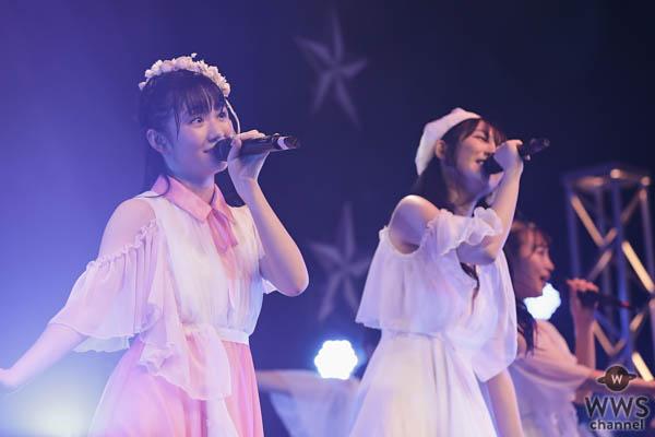 "SUPER☆GiRLS、デビュー10周年目初ワンマンライブ開催!新曲 ""忘れ桜"" を披露!"