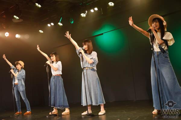 STU48 2期研究生が劇場デビュー!1期生へ向けて対抗心燃やす「追いつき追い越せるよう全力を尽くします」