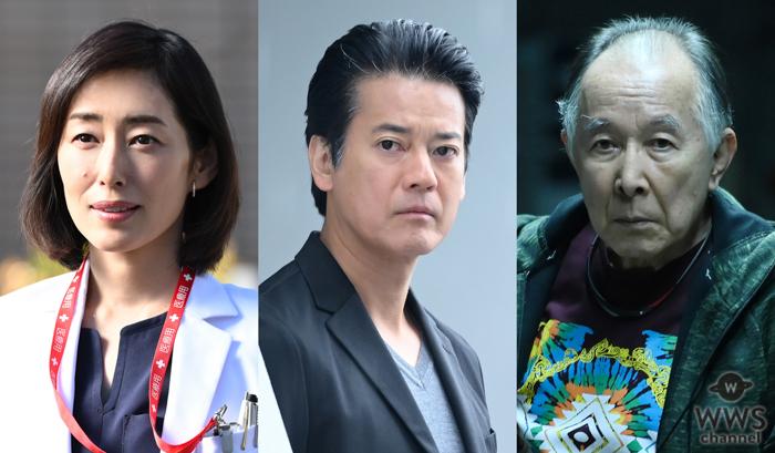 唐沢寿明の主演ドラマ『あまんじゃく』の続編放送が決定!「パワーアップした大人のエンタメを見ていただきたい」