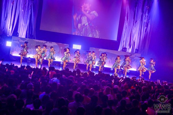 【ライブレポート】AKB48 久保怜音、大盛真歩らフレッシュ選抜が「UNIDOL」シークレットゲストに登場!