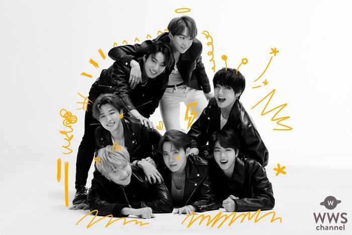 BTS、最新アルバムの受注数が402万枚を突破!グループ歴代最多記録に