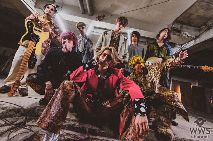 ファンキーグルーヴバンド・BuZZ、配信限定シングルを3週連続リリース決定!