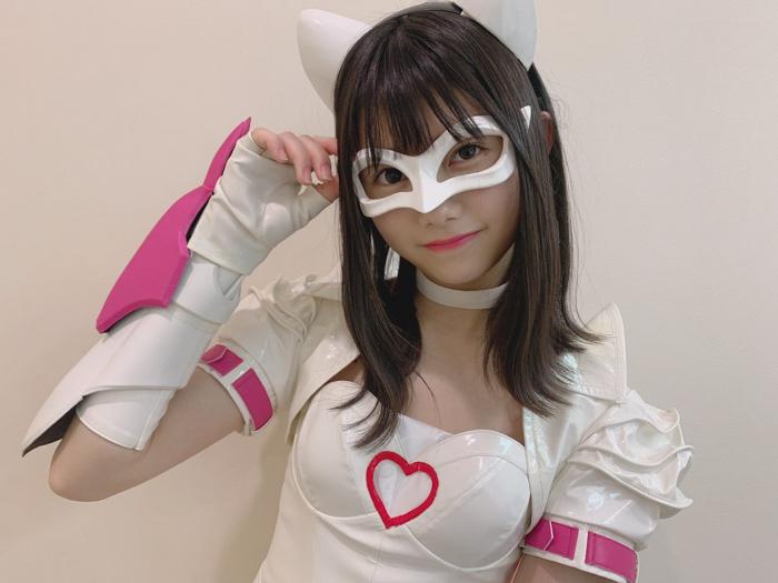 AKB48 伝説のメンバー「にゃんにゃん仮面」が再始動!2代目は千葉恵里!