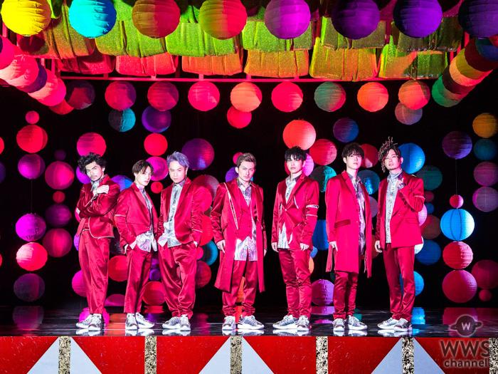 DA PUMP、『つり革ダンス』で注目の新曲『Heart on Fire』MVが遂に公開