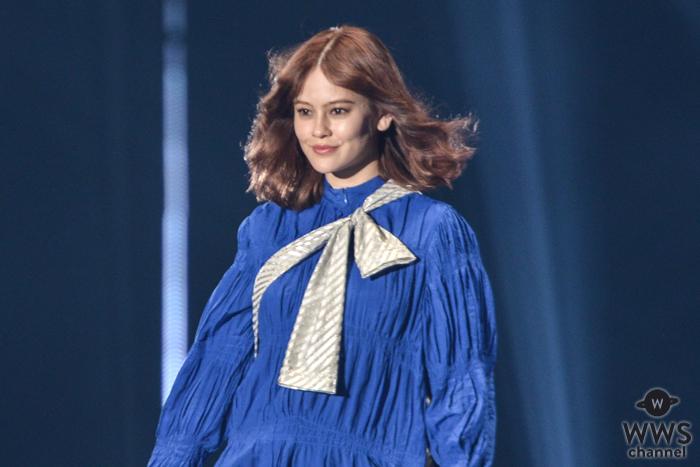 emmaが東京ガールズコレクション「H&M」のランウェイに登場!<TGC 2020 S/S>